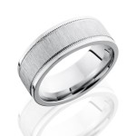 Mens Wedding Bands Champagne Jewelers